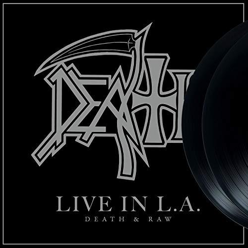 Vinilo : DEATH - Live In L.a. (2 Discos)