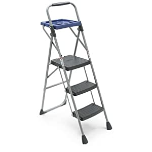 Werner 273 2 Type I Project Ladder 3 Step 3 Foot Offer