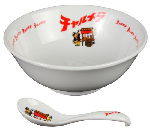 myojo-charamela-ramen-bowl-and-spoon-set-by-kanemi