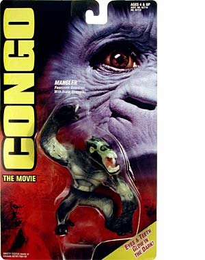 Congo the Movie - Mangler