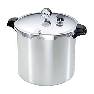 Presto 22-Quart Aluminum Pressure Cooker/Canner