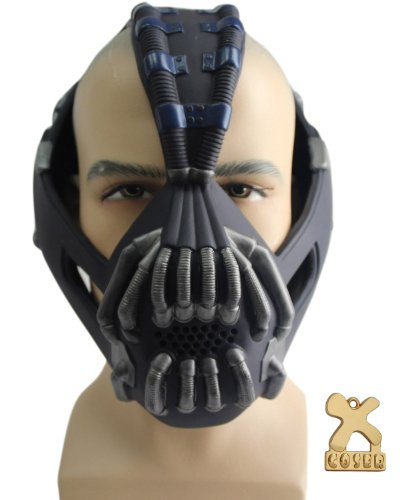 Batman Bane Mask Replica with Voice Changer