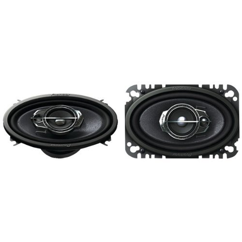 "Pioneer Ts-A4675R 4"" X 6"" 3-Way Speakers"