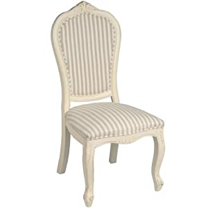 SHABBY CHIC FRENCH STYLE COUNTRY OCCASSIONAL REGENCY CHAIR