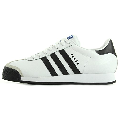 Adidas Originals Samoa Shoes White Black