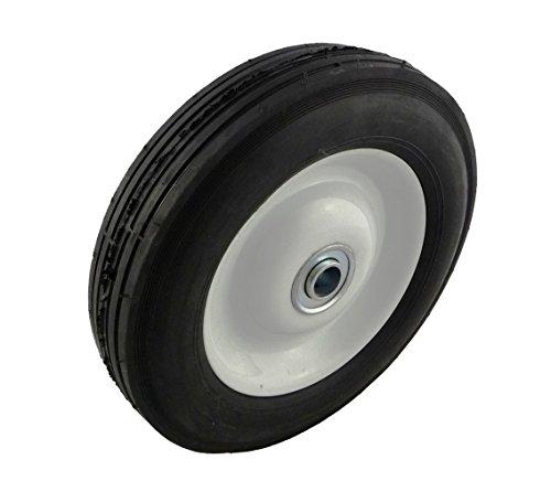 Marathon 8 215 1 75 Semi Pneumatic Tire On Wheel With Offset
