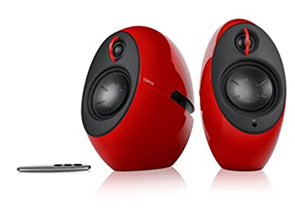 Edifier USA e25 Luna Eclipse (Red) at amazon