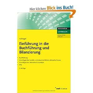 eBook Cover für  Einf xFC hrung in die Buchf xFC hrung und Bilanzierung Buchf xFC hrung Grundlagen des handels und steuerrechtlichen Jahresabschlusses Grundlagen der Jahresabschlussanalyse IFRS