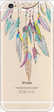 iphone-6-6s-case-deco-fairyr-protective-case-bumper-ultra-slim-translucent-silicone-clear-case-gel-c
