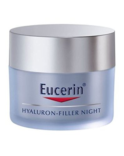 Eucerin Hyaluron Filler Anti-aging Anti-wrinkle Night Cream 50ml by Eucerin