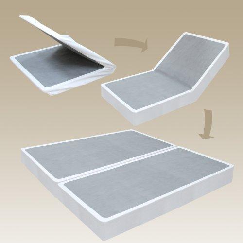 Sleep Master Bi Fold Box Springtm Mattress Foundation