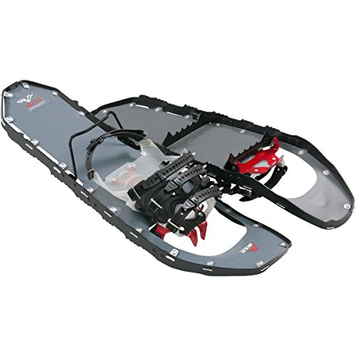 MSR Lightning Ascent Snowshoe, Black, 25-Inch