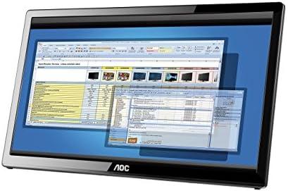 AOC 17.3インチ USB接続モニター E1759FWU
