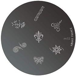 Konad Image Plate Nail Art - M15
