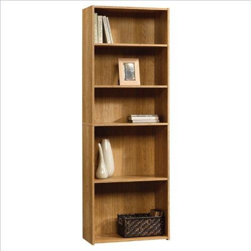Sauder Beginnings 5Shelf Bookcase Wood 500 x 500