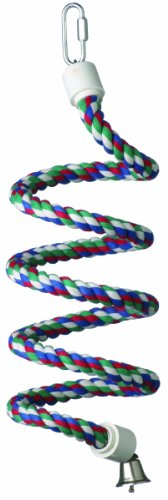 Super Bird Creations 1/2-Inch by 52-Inch Rope