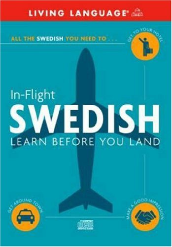 In-Flight Swedish: Learn Before You Land (LL (R) In-Flight)