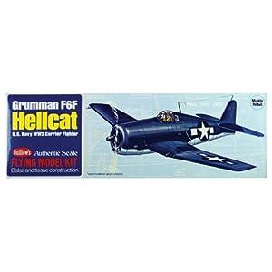 Guillow's F6F Hellcat Model Kit: