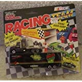 1991 Nascar Racing Champions Racing Team Transporter Mello Yello Racing Kyle Petty Car # 22