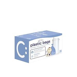 Ubbi 25 Plastic Bags