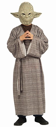 Star Wars Yoda Deluxe Child Costume - Kid's Costumes