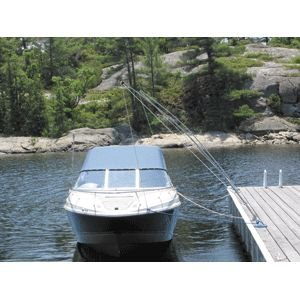 Premium Mooring Whips, 2 piece, 14 ft., 10,000 lbs, up to 28 feet Picture