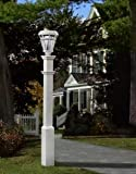 New England Arbors Sturbridge Lamp Post