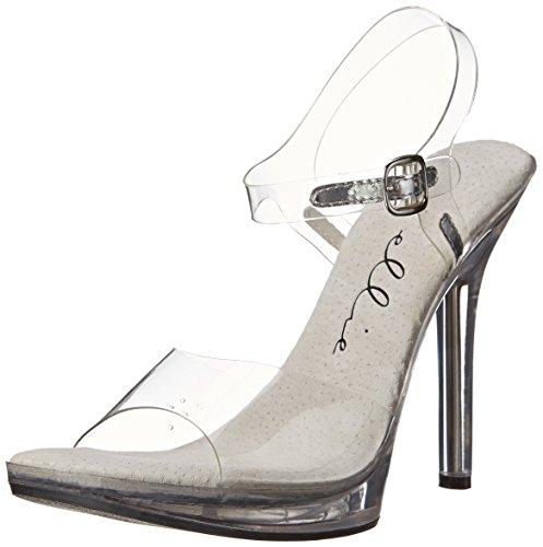 ellie shoes s 502 brook clear dress sandal