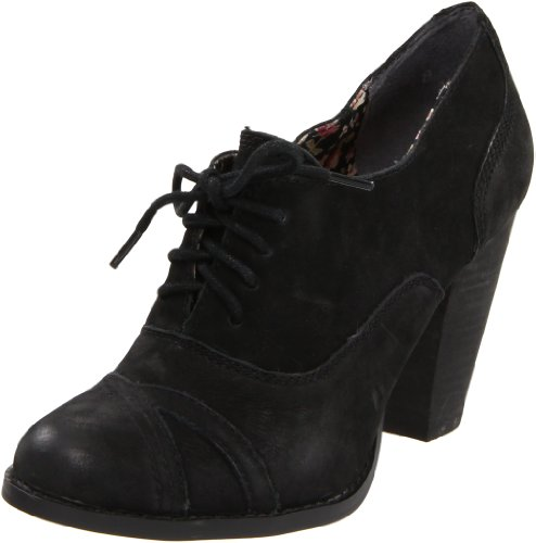 Seychelles Women's Under Suspicion Pump,Black,8.5 M US