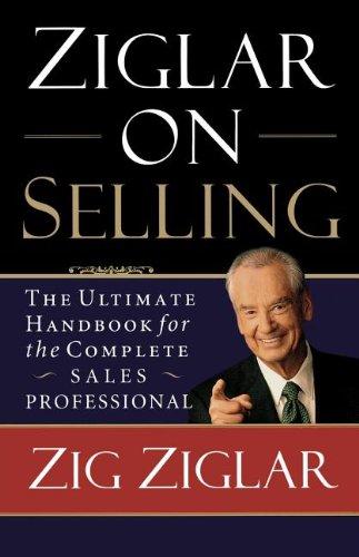 Picture of Zig Ziglar On Selling Book