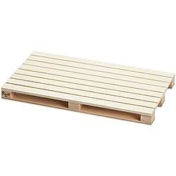 "BISETTI tabla para cortar madera cm35x20 ""palets"""