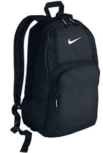 nike rucksack backpack a4 freizeitrucksack schwarz. Black Bedroom Furniture Sets. Home Design Ideas