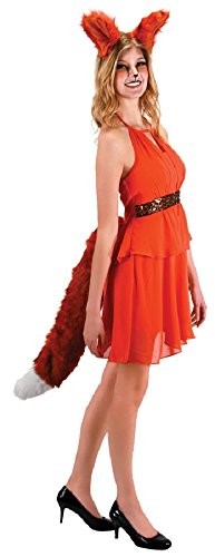 Morris Costumes Halloween Party Cosplay Oversized Fox tail