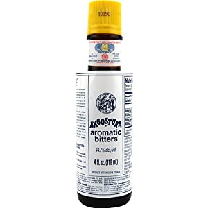 Angostura Aromatic Cocktail Bitters - 4 oz Bottle