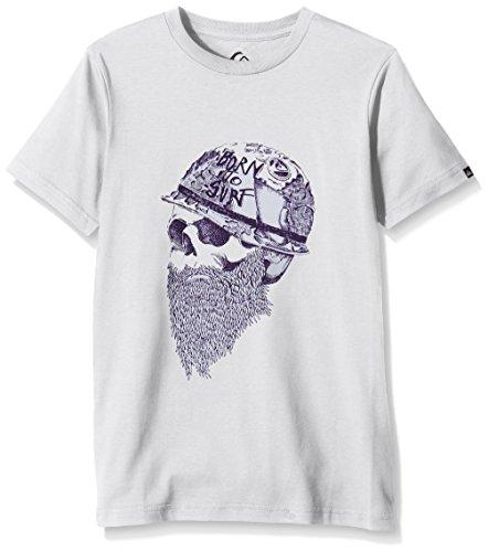 Quiksilver Maglietta e camicia da ragazzo Born To Surf B Bianco bianco
