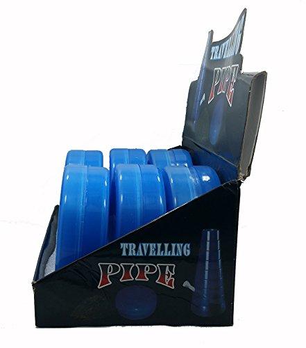 Discrete-Portable-Collapsible-Travel-Incense-Burner-Blue