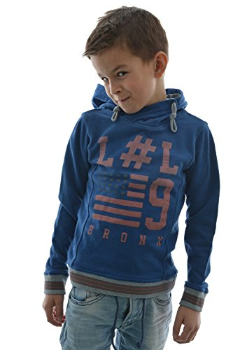 Japan Rags - Felpa - ragazzo blu 10 anni