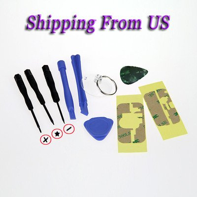 Screwdriver Opening Pry Tool Repair Kit Set For Apple iPhone 5 4G 4S and iPod Touch