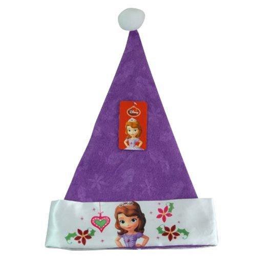 Princess Sofia Christmas Felt Hat