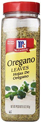 McCormick Culinary Mediterranean Style Oregano Leaves, 5 oz.