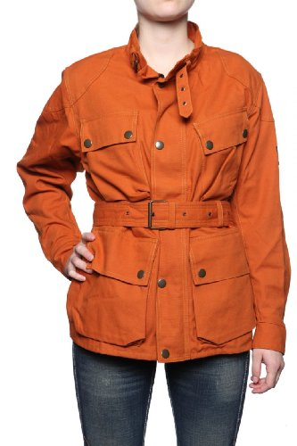 Belstaff Damen Jacke Multifunktionsjacke I.T.R. URBAN, Farbe: Orange