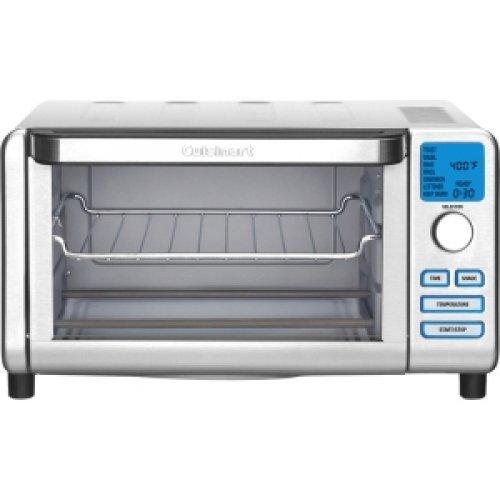 Conair Cuisinart Compact Digital Toaster Oven Broiler / Tob-100 /