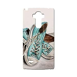 BLUEDIO Designer Printed Back case cover for LG G4 Stylus - G1367