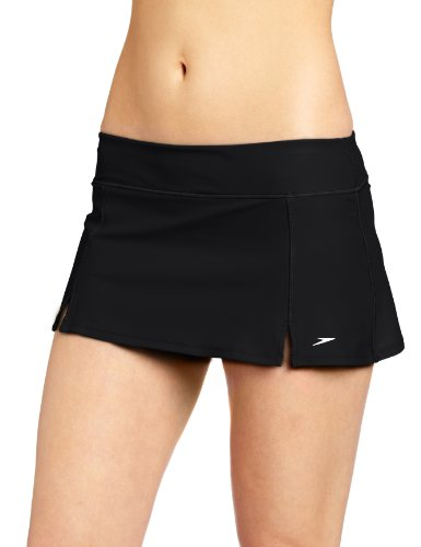 Speedo Women's Active Swim Skirt With Zip Pocket
