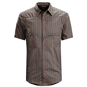 Arc'teryx Ridgeline Shirt Short Sleeve - Men's Sira Grey X-Large