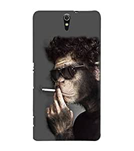 Ebby Premium Printed Mobile Back Case Cover With Full protection For Sony Xperia C5 Dual (Designer Case)
