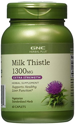 gnc-herbal-plus-milk-thistle-1300-mg-60-caplets
