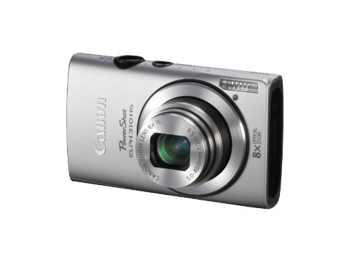 Canon PowerShot 310 HS is the Best Point and Shoot Digital Camera for Low Light Photos Under $300