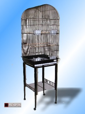 the-huge-caracus-black-cage-with-stand-on-casters