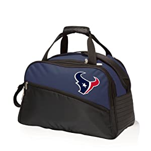 NFL Houston Texans Tundra Insulated Cooler Duffel Bag by Picnic Time